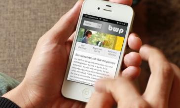 Mobile Website BWP (placeit.breezi.com)