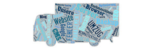 Website Umzug (Quelle: tagxedo.com)