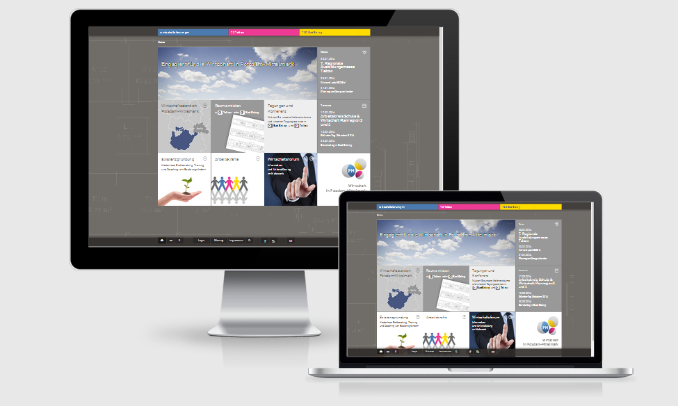 TYPO3-Portal www.wirtschaft.pm
