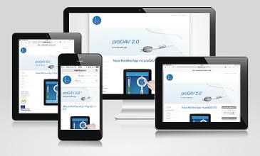 Responsive Webdesign Miethke GmbH