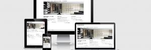 Responsive Webseite von Meublement in Berlin