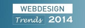 Webdesign Trends 2014