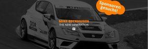 Sponsoring-Seite für Mike Beckhusen