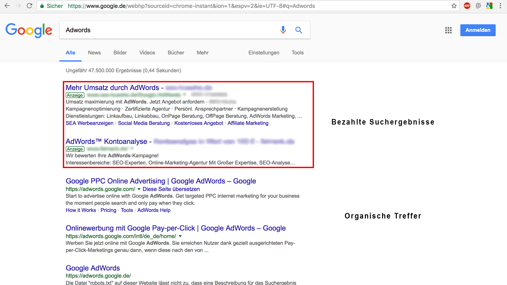 how to join google adwords