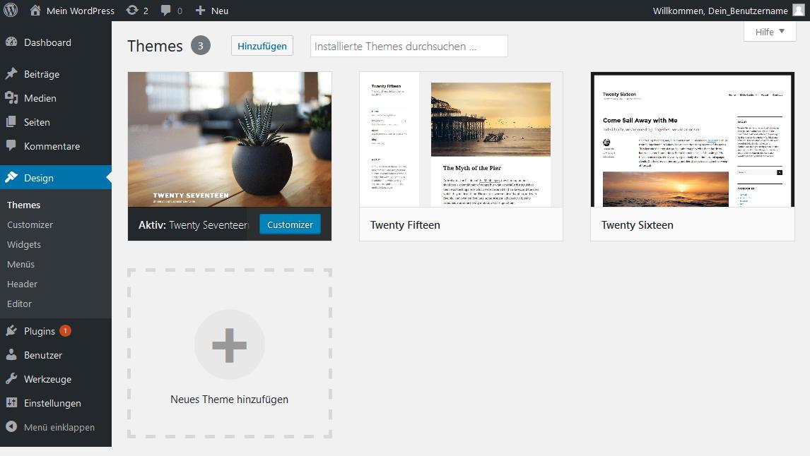 Screenshot Themes