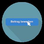 Beitrag bewerben Button