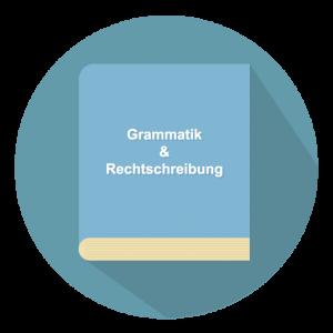 Rechtschreibung & Grammatik