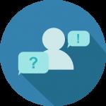 Kundenbedürfnisse Button